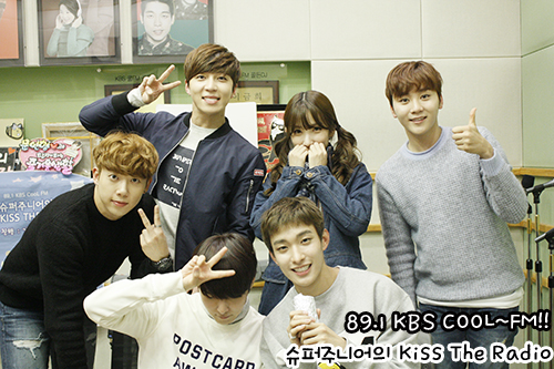 [OFFICIAL] 151029 KBS Kiss The Radio Update (Sukira) w Seventeen's DK and Seungkwan 9P #세븐틴 #도겸 #승관 8