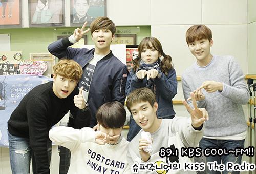 [OFFICIAL] 151029 KBS Kiss The Radio Update (Sukira) w Seventeen's DK and Seungkwan 9P #세븐틴 #도겸 #승관 9