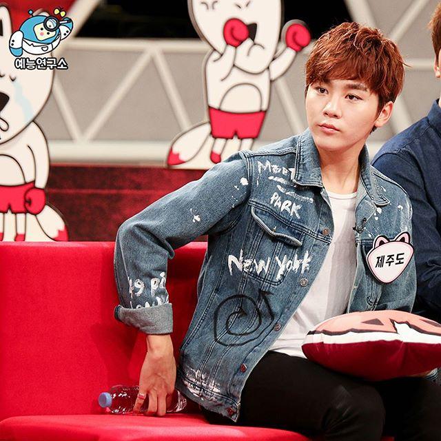 [OFFICIAL] MBC예능연구소 Update 5P #승관 #SEUNGKWAN #세븐틴 2