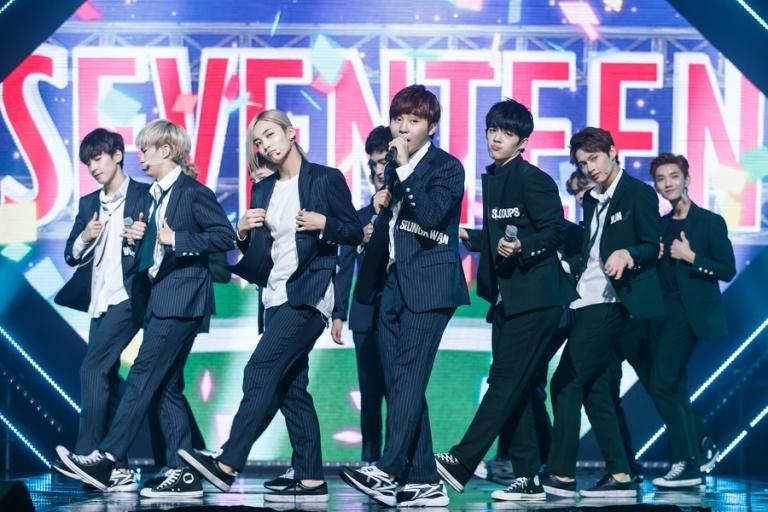 [OFFICIAL] Mnet America Update 151001 M Countdown #Seventeen – #Mansae 11P #세븐틴 #만세 11
