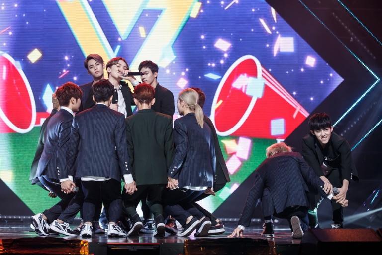 [OFFICIAL] Mnet America Update 151001 M Countdown #Seventeen – #Mansae 11P #세븐틴 #만세 3