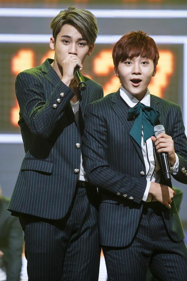 [OFFICIAL] Mnet America Update 151001 M Countdown #Seventeen – #Mansae 11P #세븐틴 #만세 8