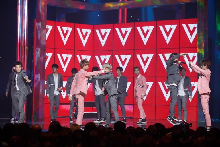 [OFFICIAL] Mnet America Update 151008 M Countdown #Seventeen – #Mansae 11P #세븐틴 #만세 5
