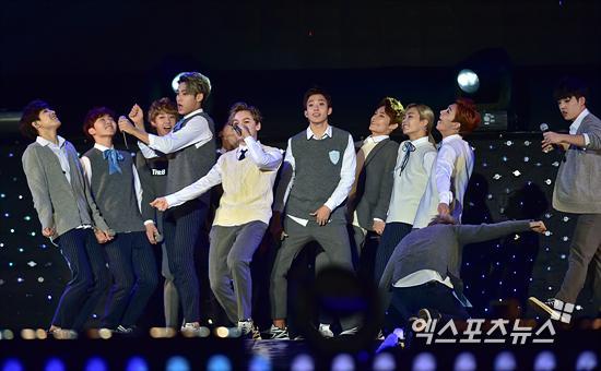 [PRESS] 151006 Seventeen at SBS MTV The Show 18P @SBS_MTV #만세 #세븐틴 #더쇼 26