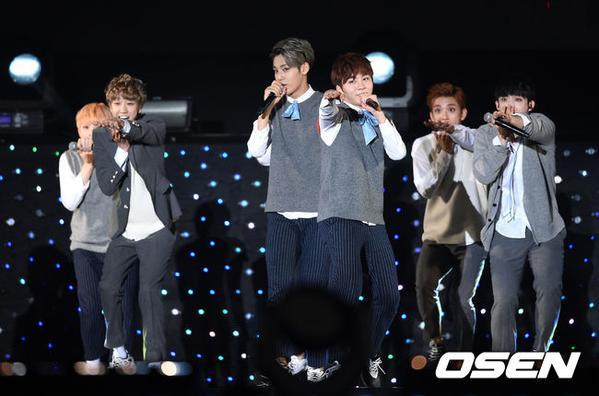 [PRESS] 151006 Seventeen at SBS MTV The Show 18P @SBS_MTV #만세 #세븐틴 #더쇼 27
