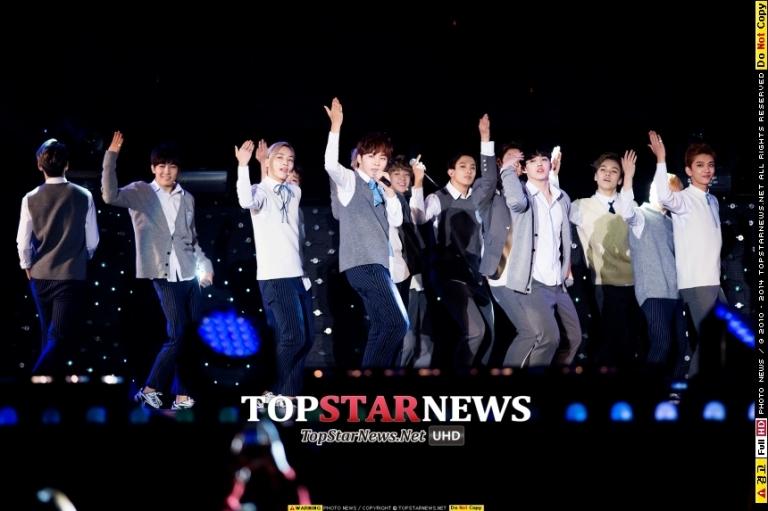 [PRESS] 151006 Seventeen at SBS MTV The Show 18P @SBS_MTV #만세 #세븐틴 #더쇼 7