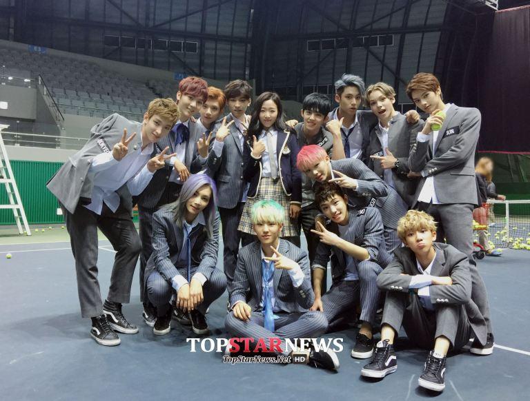 [PRESS] Seventeen 'Mansae' MV Behind Cut with Jo Soo Hyang #세븐틴 #만세