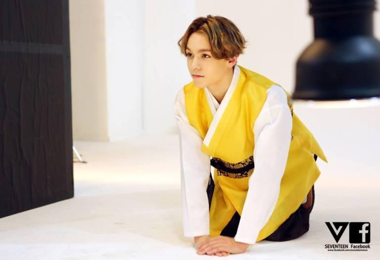 [SEVENTEEN BEHIND PIC]  SEVENTEEN 2nd Mini Album 만세 (MANSAE) 3rd week #세븐틴 #SEVENTEEN #만세 #MANSAE 12