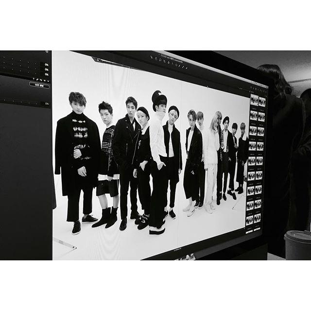 [OFFICIAL] 151102 CéCi Korea Instagram Update #세븐틴