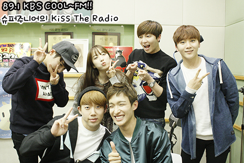 [OFFICIAL] 151105 KBS Kiss The Radio Update (Sukira) w Seventeen's DK and Seungkwan 8P #세븐틴 #도겸 #승관 2