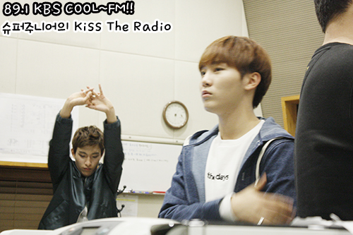 [OFFICIAL] 151105 KBS Kiss The Radio Update (Sukira) w Seventeen's DK and Seungkwan 8P #세븐틴 #도겸 #승관 3