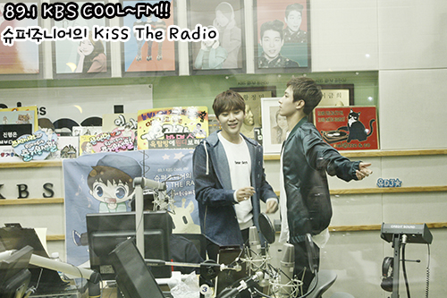 [OFFICIAL] 151105 KBS Kiss The Radio Update (Sukira) w Seventeen's DK and Seungkwan 8P #세븐틴 #도겸 #승관 8