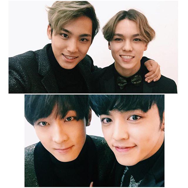 [OFFICIAL] 151107 Allure Korea Instagram Update #세븐틴 #힙합유닛