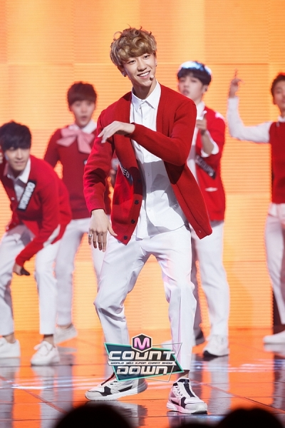 [OFFICIAL] 151109 M!Countdown Update 20P #SEVENTEEN #MANSAE #만세 #세븐틴 14