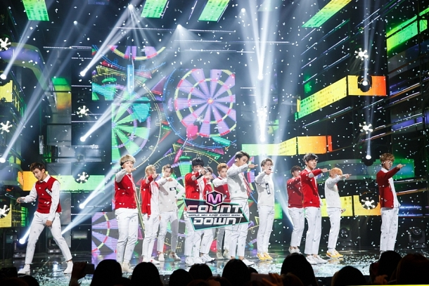 [OFFICIAL] 151109 M!Countdown Update 20P #SEVENTEEN #MANSAE #만세 #세븐틴 2