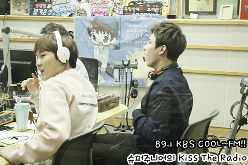 [OFFICIAL] 151113 KBS Kiss The Radio Update (Sukira) w Seventeen's DK and Seungkwan 10P #세븐틴 #도겸 #승관 2