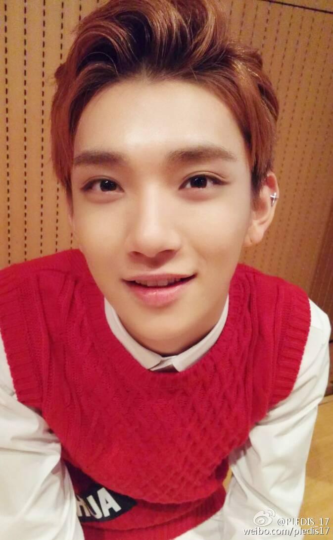 [OFFICIAL] 151113 Seventeen Weibo Update