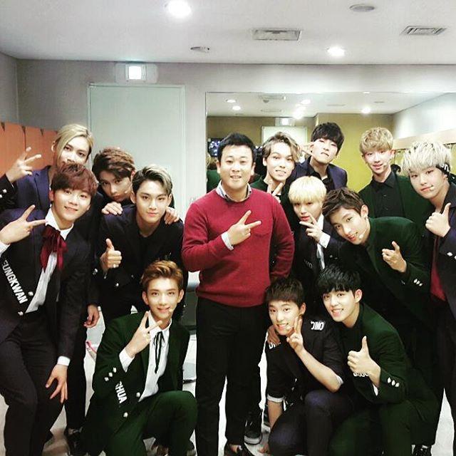 [OFFICIAL] 151114 Cheol-Min Kim Instagram Update