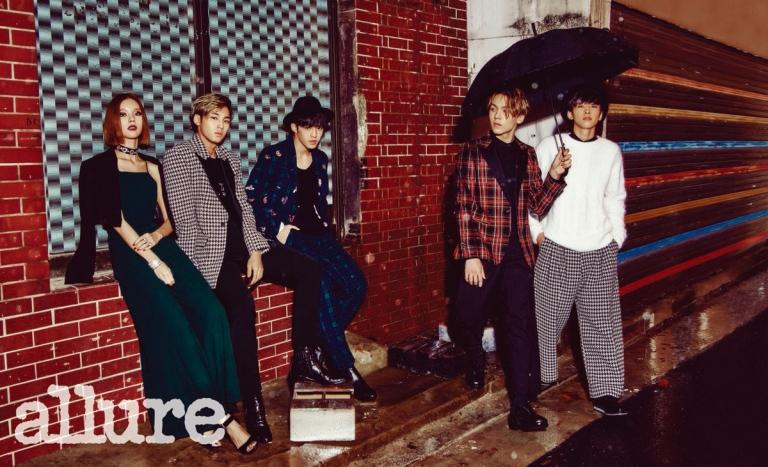 [OFFICIAL] 151118 Seventeen Hip-hop Unit for Allure Korea #세븐틴 #힙합팀 #원우 #에스쿱스 #한솔 #민규 2
