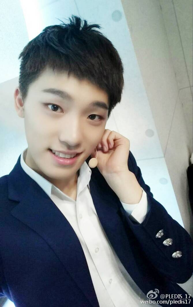 [OFFICIAL] 151118 Seventeen Weibo Update