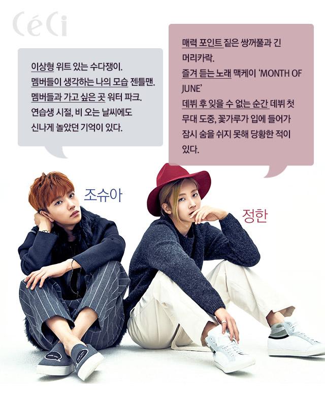 [OFFICIAL] 151128 CeCi Korea Update #세븐틴 #쎄씨 #editor_최디렉 2