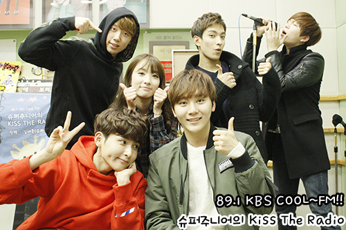 [OFFICIAL] 151128 KBS Kiss The Radio Update (Sukira) w Seventeen's DK and Seungkwan #세븐틴 #도겸 #승관 2