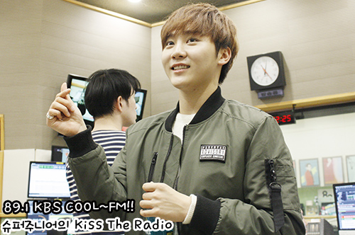 [OFFICIAL] 151128 KBS Kiss The Radio Update (Sukira) w Seventeen's DK and Seungkwan #세븐틴 #도겸 #승관 6