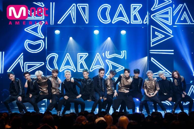 [OFFICIAL] Mnet America Update 150528 M Countdown Seventeen Debut #세븐틴 #아낀다 1