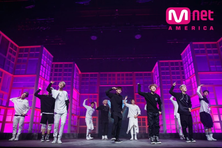 [OFFICIAL] Mnet America Update 150528 M Countdown Seventeen Debut #세븐틴 #아낀다 9