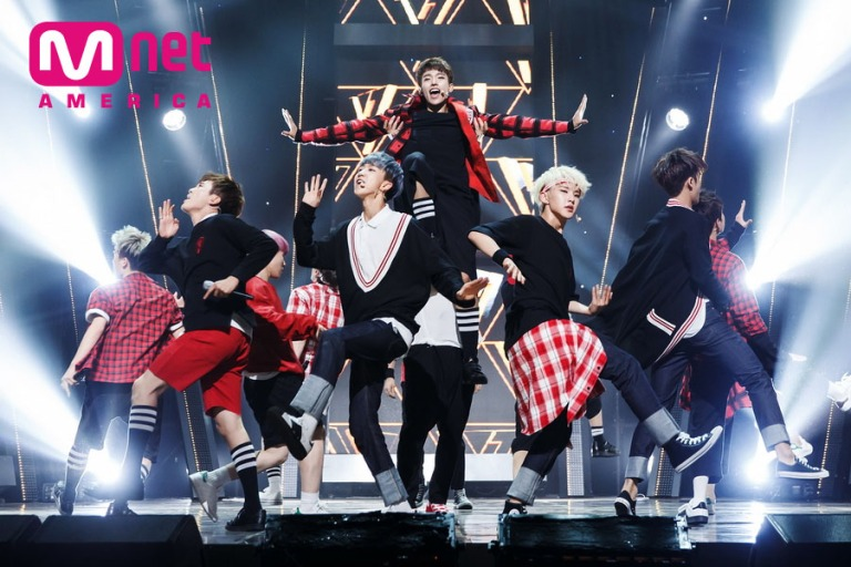 [OFFICIAL] Mnet America Update 150604 M Countdown Seventeen – Adore U #세븐틴 #아낀다 4