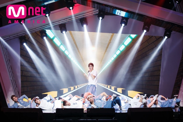 [OFFICIAL] Mnet America Update 150611 M Countdown Seventeen – Adore U #세븐틴 #아낀다 2