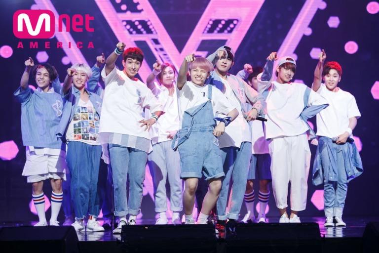 [OFFICIAL] Mnet America Update 150611 M Countdown Seventeen – Adore U #세븐틴 #아낀다 5