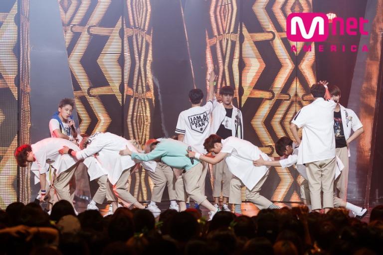 [OFFICIAL] Mnet America Update 150625 M Countdown Seventeen – Adore U #세븐틴 #아낀다 2