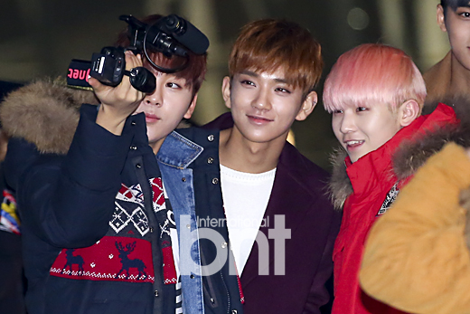 [PRESS] 151129 Seventeen at Incheon International Airport 22P #세븐틴 (15)