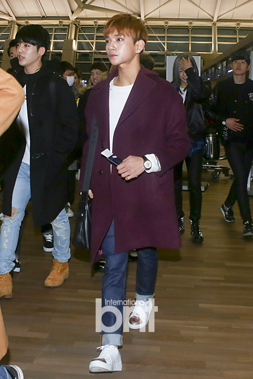 [PRESS] 151129 Seventeen at Incheon International Airport 22P #세븐틴 (20)