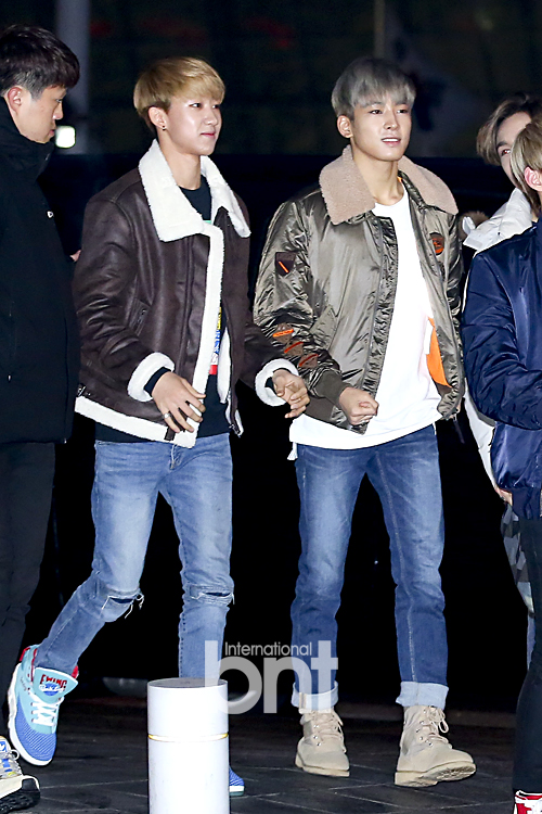 [PRESS] 151129 Seventeen at Incheon International Airport 22P #세븐틴 (5)