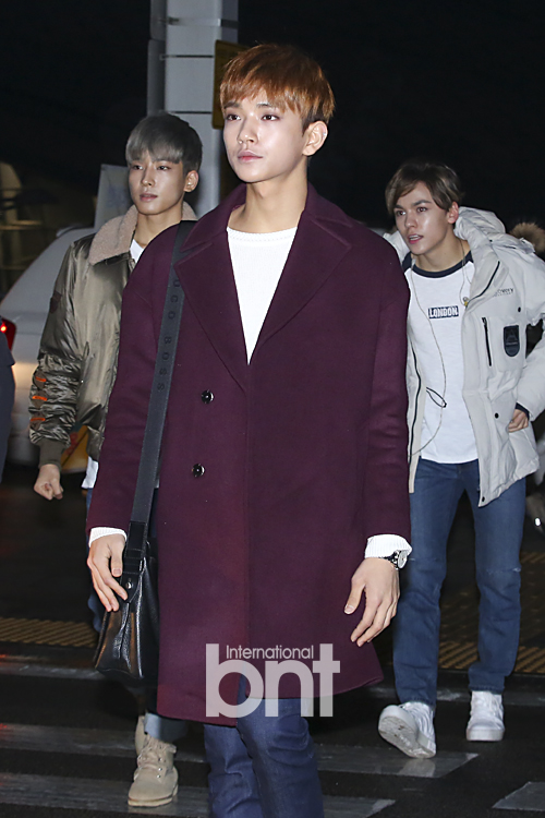 [PRESS] 151129 Seventeen at Incheon International Airport 22P #세븐틴 (7)