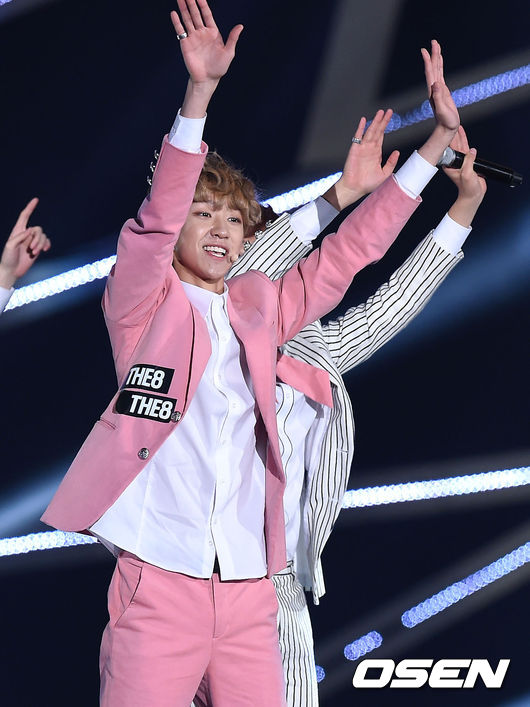 Seventeen at Asian Cultural Festival 2015 Dream Concert (15)