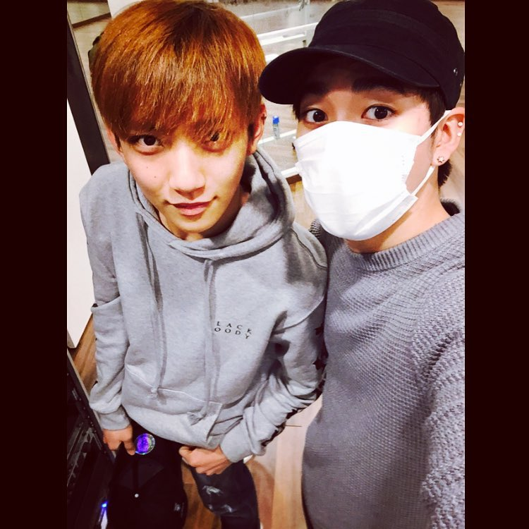 [OFFICIAL] 151211 NU'EST Aron Instagram Update #뉴이스트 #아론 #세븐틴 #조슈아
