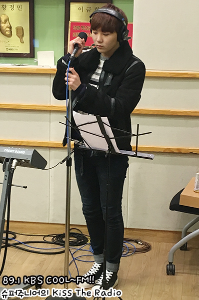 [OFFICIAL] 151212 KBS Kiss The Radio Update (Sukira) w Seventeen's DK and Seungkwan 20P #세븐틴 #도겸 #승관 (11)