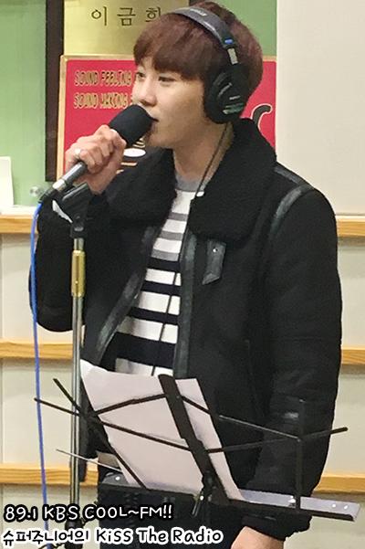 [OFFICIAL] 151212 KBS Kiss The Radio Update (Sukira) w Seventeen's DK and Seungkwan 20P #세븐틴 #도겸 #승관 (12)