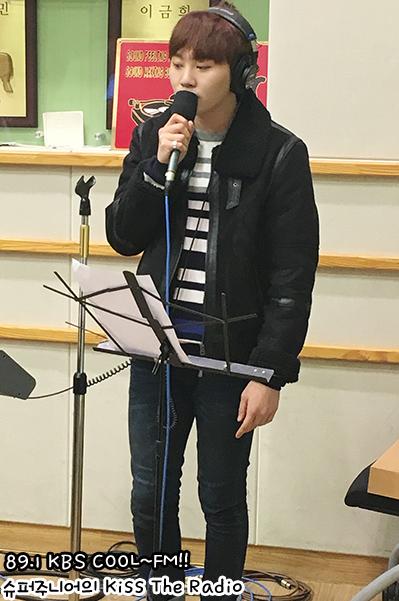 [OFFICIAL] 151212 KBS Kiss The Radio Update (Sukira) w Seventeen's DK and Seungkwan 20P #세븐틴 #도겸 #승관 (13)