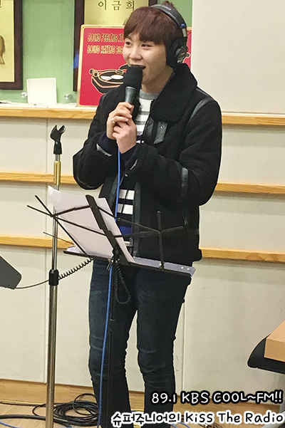 [OFFICIAL] 151212 KBS Kiss The Radio Update (Sukira) w Seventeen's DK and Seungkwan 20P #세븐틴 #도겸 #승관 (14)