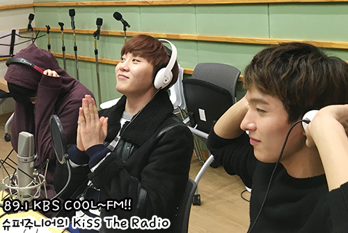 [OFFICIAL] 151212 KBS Kiss The Radio Update (Sukira) w Seventeen's DK and Seungkwan 20P #세븐틴 #도겸 #승관 (18)