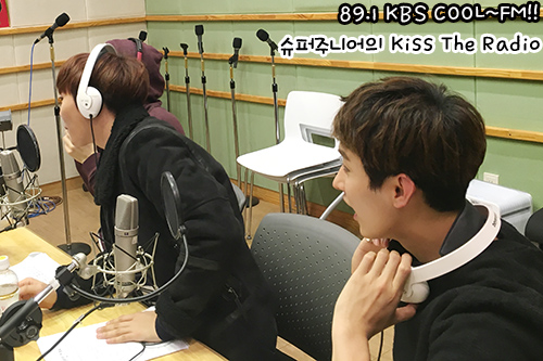 [OFFICIAL] 151212 KBS Kiss The Radio Update (Sukira) w Seventeen's DK and Seungkwan 20P #세븐틴 #도겸 #승관 (19)