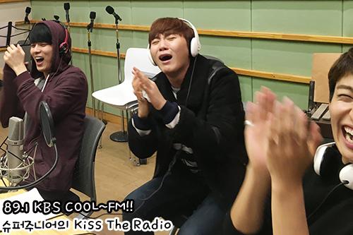 [OFFICIAL] 151212 KBS Kiss The Radio Update (Sukira) w Seventeen's DK and Seungkwan 20P #세븐틴 #도겸 #승관 (2)