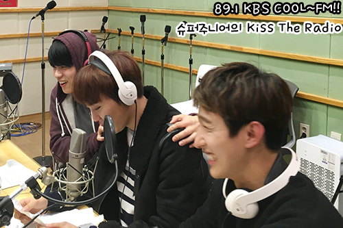 [OFFICIAL] 151212 KBS Kiss The Radio Update (Sukira) w Seventeen's DK and Seungkwan 20P #세븐틴 #도겸 #승관 (6)