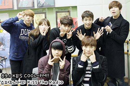 [OFFICIAL] 151212 KBS Kiss The Radio Update (Sukira) w Seventeen's DK and Seungkwan 20P #세븐틴 #도겸 #승관 (8)