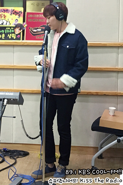 [OFFICIAL] 151217 KBS Kiss The Radio Update (Sukira) w Seventeen's Hoshi, DK and Seungkwan 17P #세븐틴 #호시 #도겸 #승관 (1)