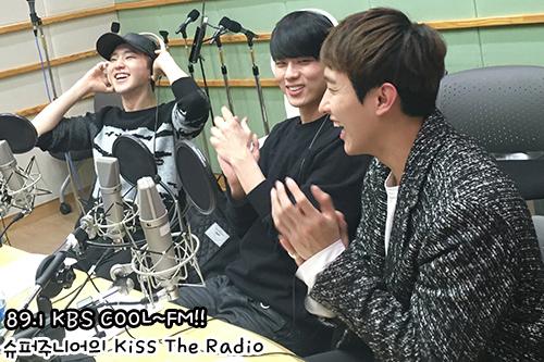[OFFICIAL] 151217 KBS Kiss The Radio Update (Sukira) w Seventeen's Hoshi, DK and Seungkwan 17P #세븐틴 #호시 #도겸 #승관 (11)